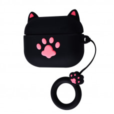 Чехол Cat Foot Case for AirPods Pro (black)