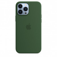 Чехол для смартфона Apple iPhone 13 Pro Max Silicone Case with MagSafe - Clover (MM2P3)