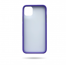 Matte Skin Case iPhone 11 Pro Max Violet